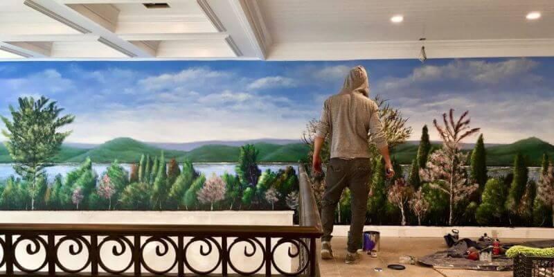 ציורי קיר מחירים