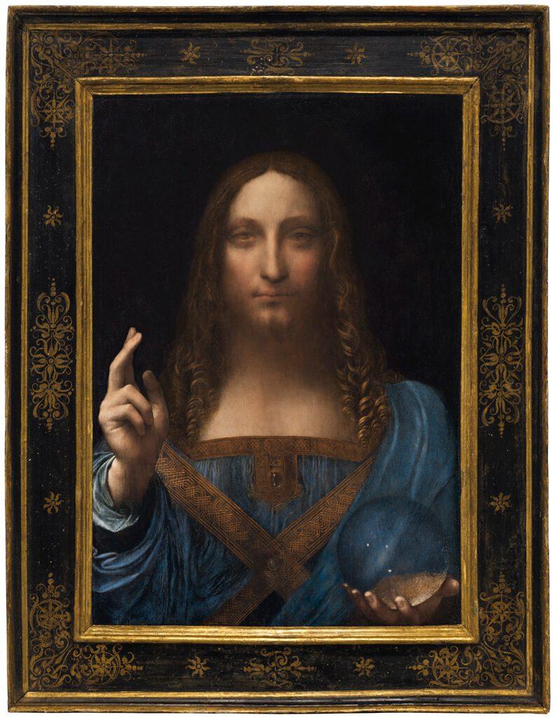 הציור הנמכר בהיסטוריה של דה וינצ'י