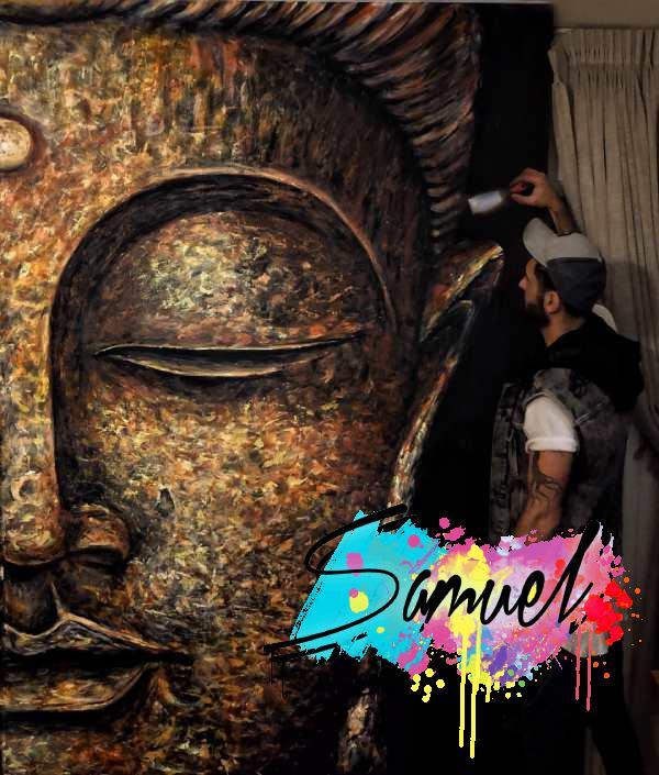 השקט של הבודהה