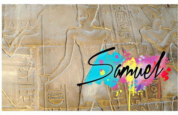 גרפיטי במצרים העתיקה