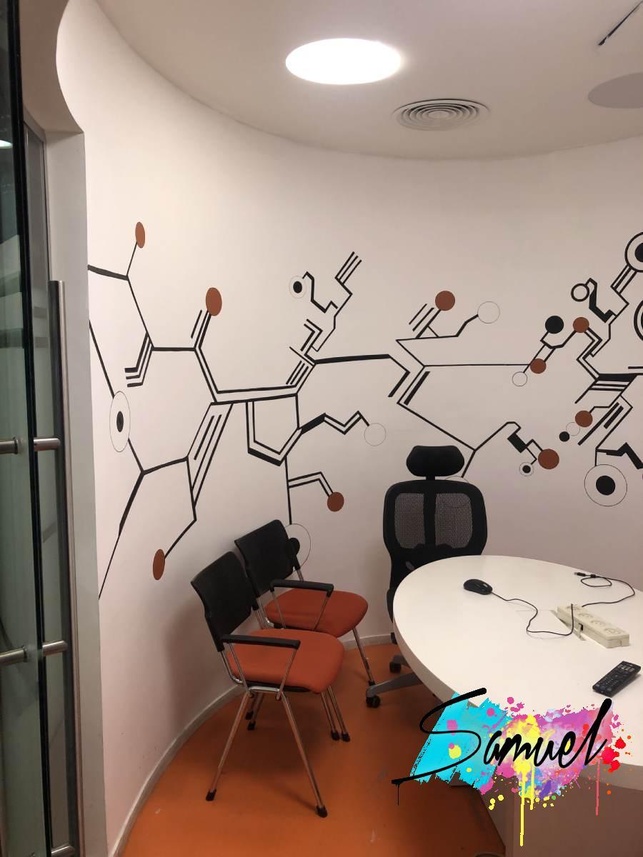 טכנולוגיה במשרד הייטק